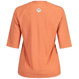 Maloja HimbeereM. 3/4 Sleeve All Mountain Jersey Women, glowing alps